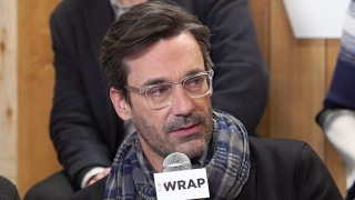 Nonton 'Marjorie Prime' Star Jon Hamm on His Fear of Being Replaced by a Hologram Film Subtitle Indonesia Streaming Movie Download