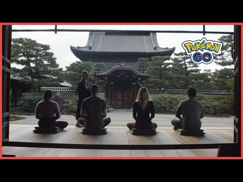 Pokémon GO Travel takes the Global Catch Challenge to meet the deer of Nara Park