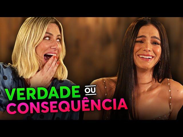BRUNA MARQUEZINE CONTOU TUDO O QUE VOCÊ NÃO SABIA!!! - Giovanna Ewbank