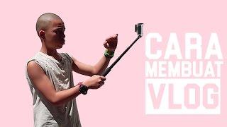 Video CARA MEMBUAT VLOG - VERSI SAAIHALILINTAR MP3, 3GP, MP4, WEBM, AVI, FLV Juni 2017