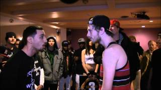Bang Out Battles | Mcewan vs. Ayce