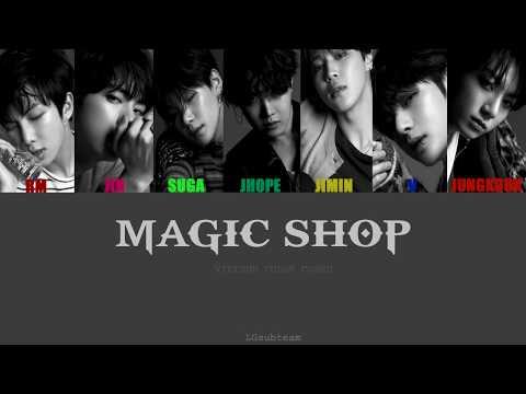 "[VIETSUB] MAGIC SHOP - BTS 방탄소년단 (Love yourself ""TEAR"") - Thời lượng: 4:36."