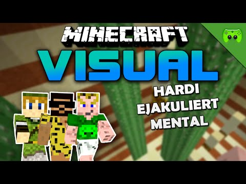 MINECRAFT Adventure Map # 80 - Visual Project 2 «» Let's Play Minecraft Together | HD