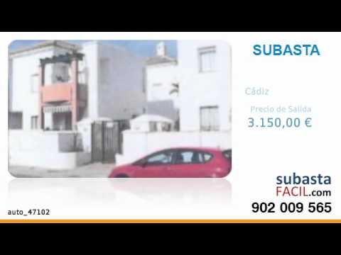 Subasta Judicial - Cádiz - Vivienda