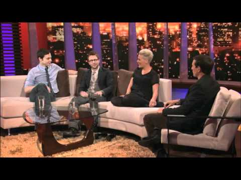 Chris Hardwick & Jim Parsons talk Comic Con on ROVE LA
