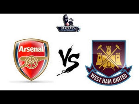 Arsenal vs West ham united 5-1 - All Goals  Highlights 03/12/16