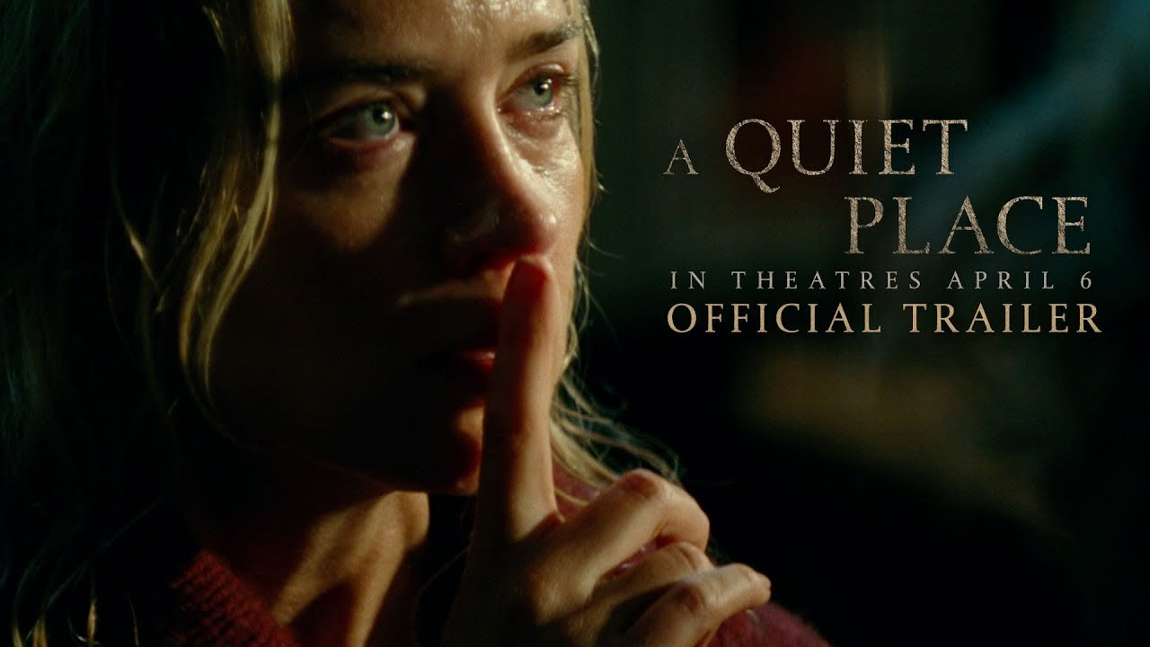 John Krasinski & Emily Blunt Listen Closely, Move Carefully & Never Make a Sound in 'A Quiet Place' (Trailer)