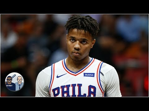 Video: Markelle Fultz's mom installed surveillance cameras in his home l Jalen & Jacoby