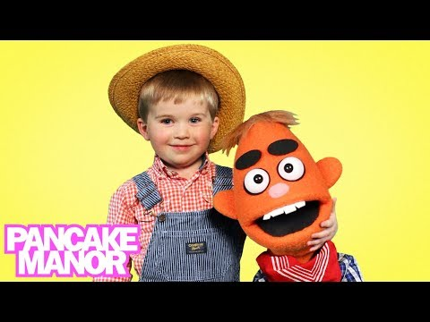 Manor - Get our CD & DVD here! : http://pancake-manor.myshopify.com/collections/all Zach and Reggie sing the classic nursery rhyme Old MacDonald Had a Farm! * * * Vi...