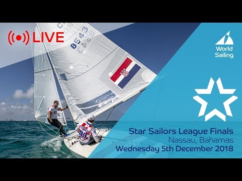 LIVE Sailing | Star Sailors League Finals | Nassau, Bahamas | Wednesday 5 December 2018_Vitorlázás videók