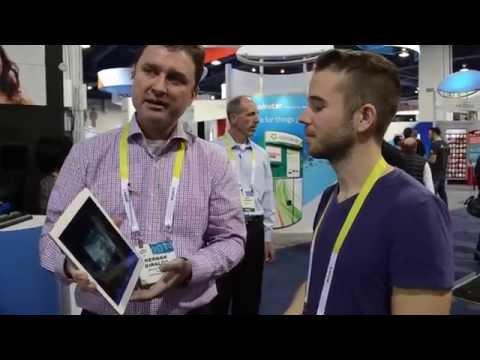 iTOi: El Teleprompter Para tu iPad (CES 2015)