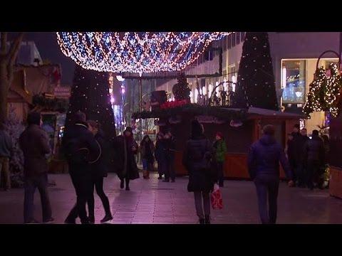 Βερολίνο: Ξανά ανοιχτή η χριστουγεννιάτικη αγορά
