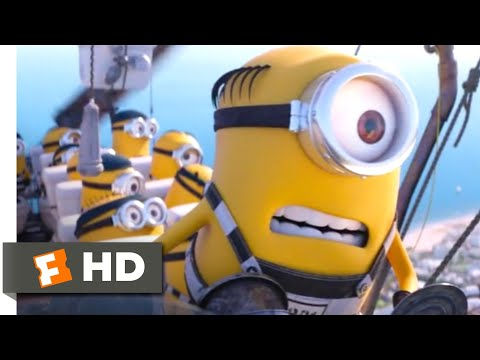 Despicable Me 3 - Bubblegum Everywhere! | Fandango Family