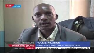 A Police constable commits suicide after shooting his wife dead in Embu