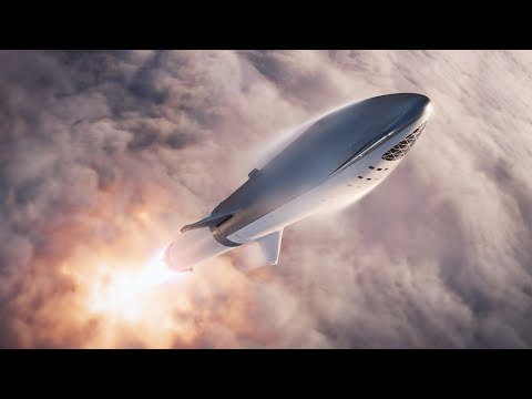 ?? The SpaceX First Passenger Announcement and BFR Update - Live!_Best videos: Spacecraft