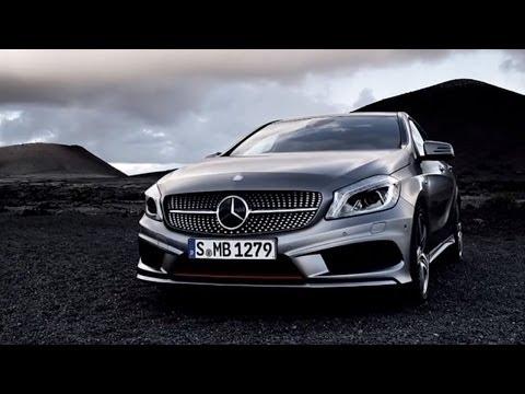 Mercedes-Benz A-Class 2012 [Official Trailer]