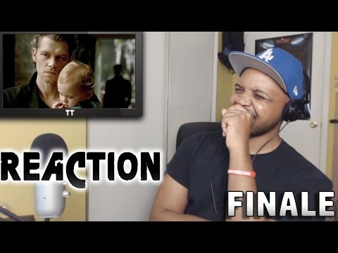 REACTION To Originals Season 3 FINALE Episode 22 The Bloody Crown 3x22