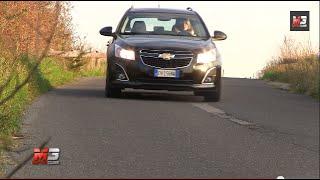 CHEVROLET CRUZE SW 2013 - TEST DRIVE