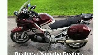 1. 2008 Yamaha FJR 1300A - Features