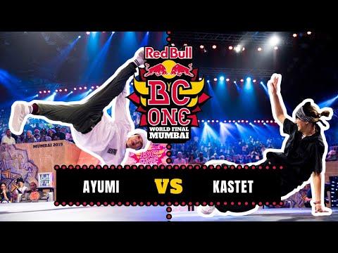 B-Girl Ayumi vs B-Girl Kastet   Final   Red Bull BC One World Final Mumbai 2019
