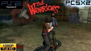 The Warriors   Ps2 Gameplay Hd 1080p  Pcsx2