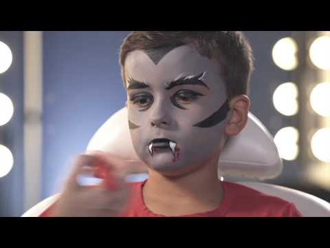 My Other Me - Tutorial Maquillaje - Vampiro Infantil
