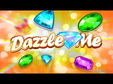 Dazzle Me - NEW SLOT - William Hill FOBT Betting