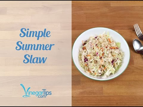 Simple Summer Slaw