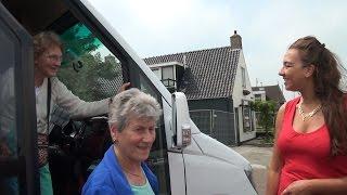 Meer touringcars en cruiseschepen naar Leeuwarden