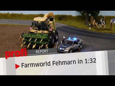 Farmworld Fehmarn: Eine ideale Welt in 1 : 32 | profi #Report