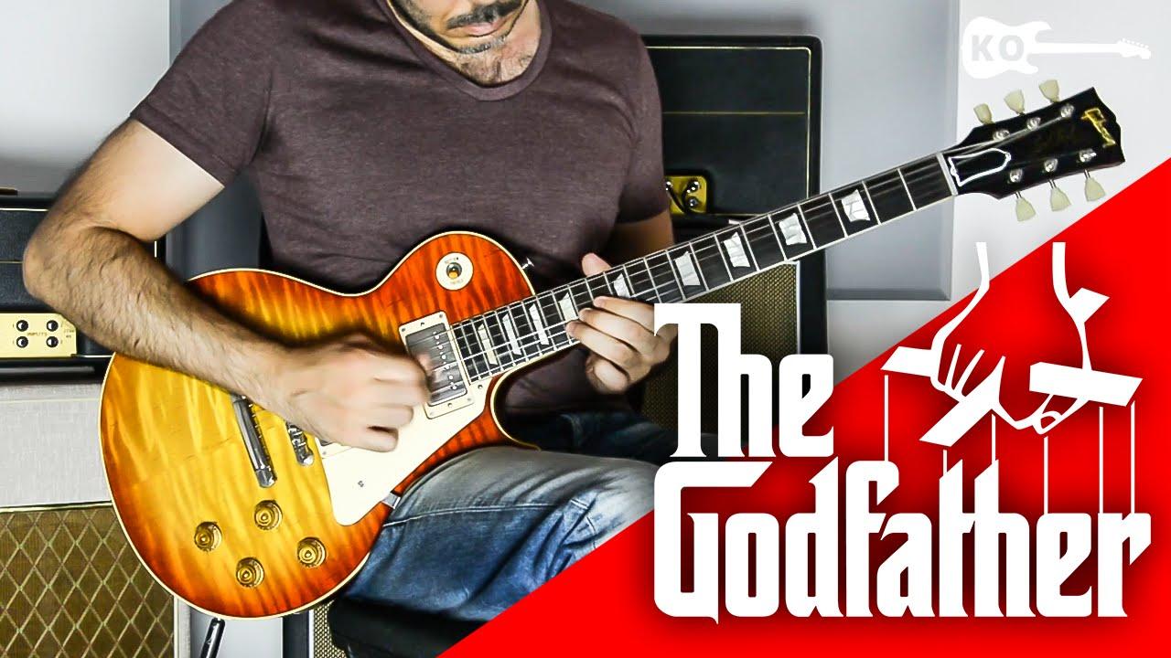 Slash – The Godfather Theme – Electric Guitar Cover by Kfir Ochaion