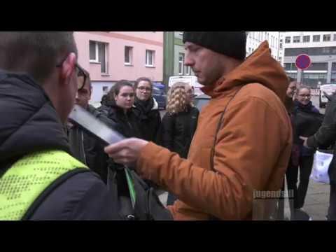 Kommunismus in Sachsen-Anhalt! Beim Jugendgeschichtst ...
