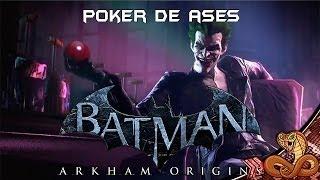 POKER DE ASES! Soy El Joker | Batman Arkham Origins | Multiplayer W/ Miic Y Frigo
