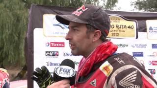 Desafío Ruta 40 - Dakar Series 2013 | ETAPA 3