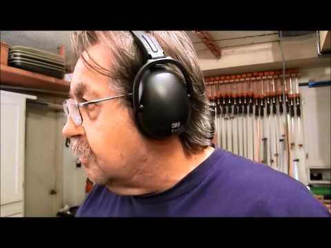 3M Tekk Folding Ear Protectors Review: NewWoodworker