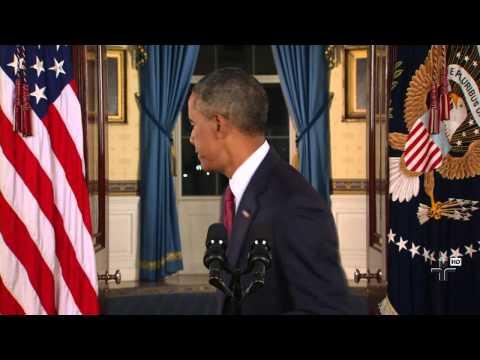 EUA fará guerra aérea contra o grupo Estado Islâmico - 12/09/2014