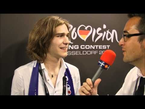 France 2011: Interview with Amaury Vassili
