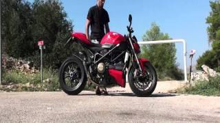 10. Ducati Streetfighter TERMIGNONI vs. DOUBLE DOG 134DD