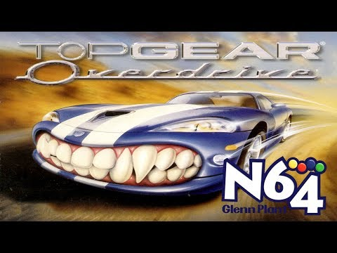 top gear overdrive nintendo 64 rom