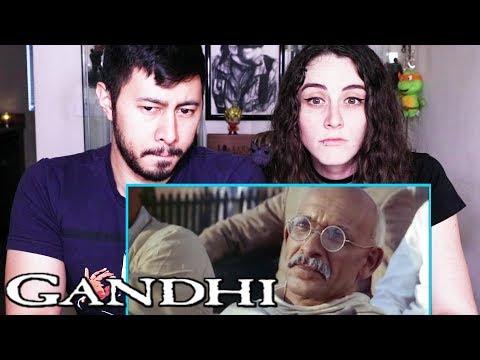 GANDHI (1982) | Ben Kingsley | Trailer Reaction!
