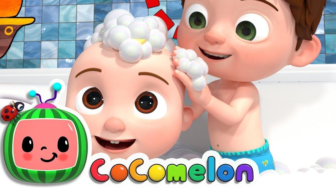 Bath Song | CoCoMelon Nursery Rhymes & Kids Songs - YouTube