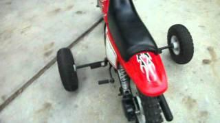 2. 2005 Yamaha pw50