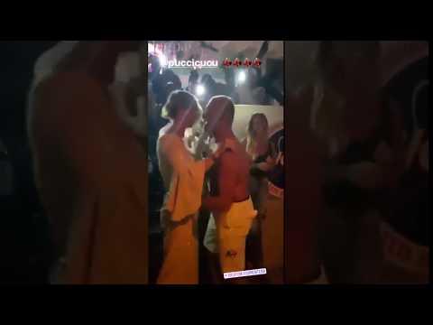 Federica Pellegrini ora balla con Pucci a Formentera!