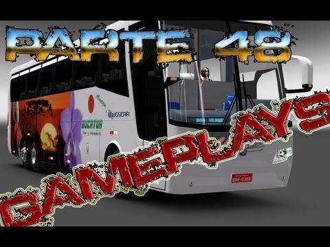 Euro Truck Simulator 2 capitulo 48 el autobusss