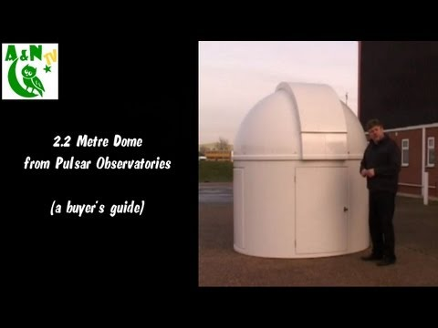 A Guide to the 2.2 Metre Dome from Pulsar Observatories