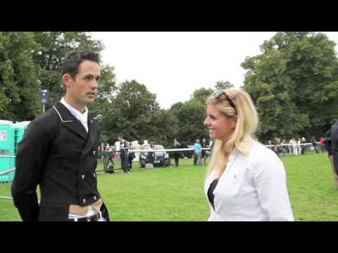 Burghley 2014: Jock Paget takes the lead with Clifton Promise [VIDEO]