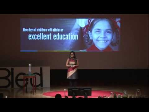 Indian youth - TEDxBled took place on 18 March 2012 in Bled, Slovenia under the theme of Inspire.Change.Impact Sachi Bansal, India -