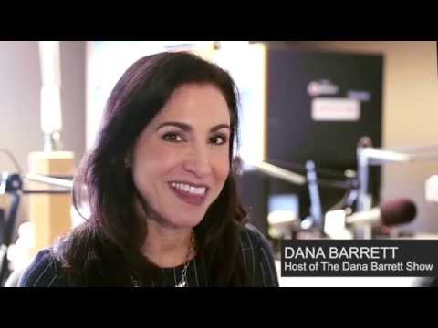 The Dana Barrett Show – Proven to Make You Smarter & Funnier