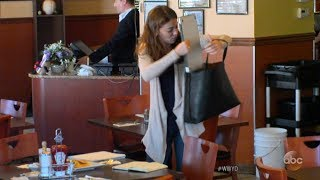 What Would You Do: Thief takes laptop while dining in restaurant | WWYD