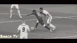 Undoubtedly,messi,neymar and suarez are the best trio of the football history.Thus its a little compilation of their mesmerism ...